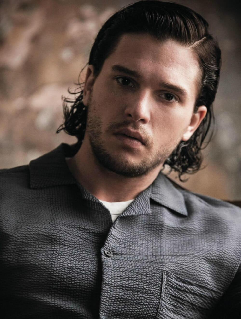 Il bellissimo Kit Harington protagonista di Game Of Thrones