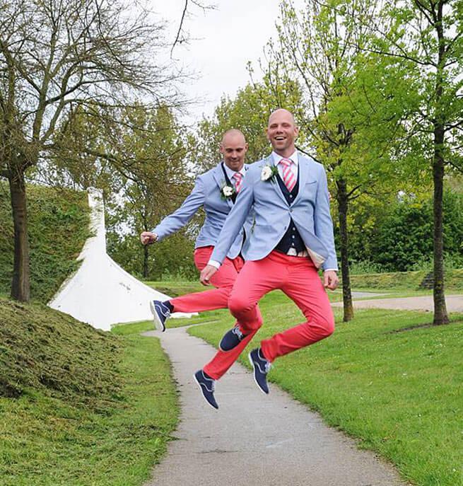 Matrimoni gay dal mondo: ecco una dolcissima gallery fotografica