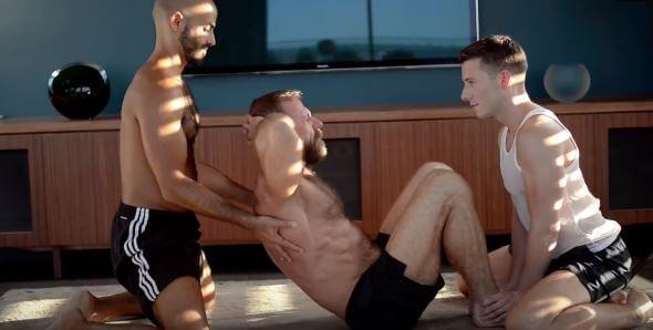 DaddyHunt The Serial: la webserie gay dell'app DaddyHunt