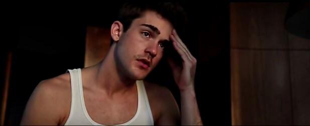 Matt Doyle: passionale amore gay nel video di