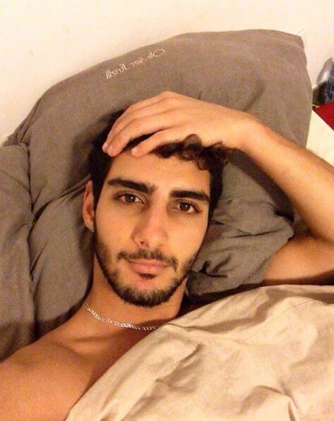 Abdellah_Bijat_finalista_mr_gay_belgio_musulmano