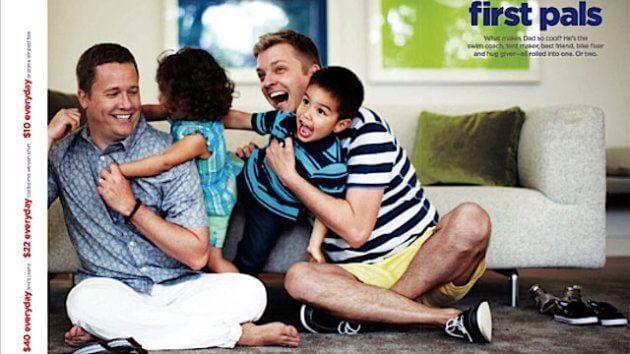 Buona festa del papà gay: la gallery dei 10 papà più famosi