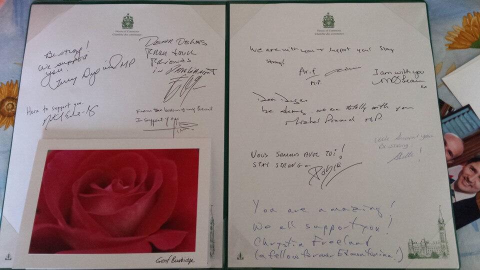 Un canadese, mobbizzato perché gay, riceve una lettera dal Primo Ministro