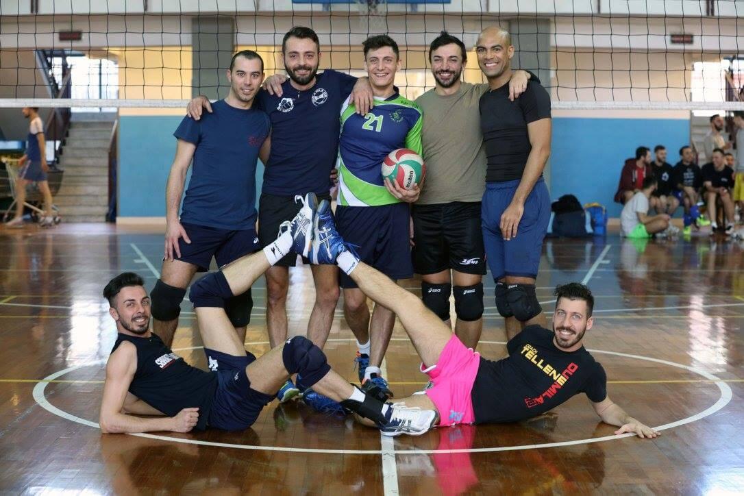 Black Cat, il torneo sportivo gay e friendly di Torino