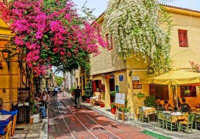 Atene-plaka