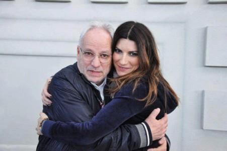 Laura_Pausini_papà