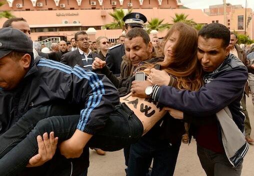 marocco-femen