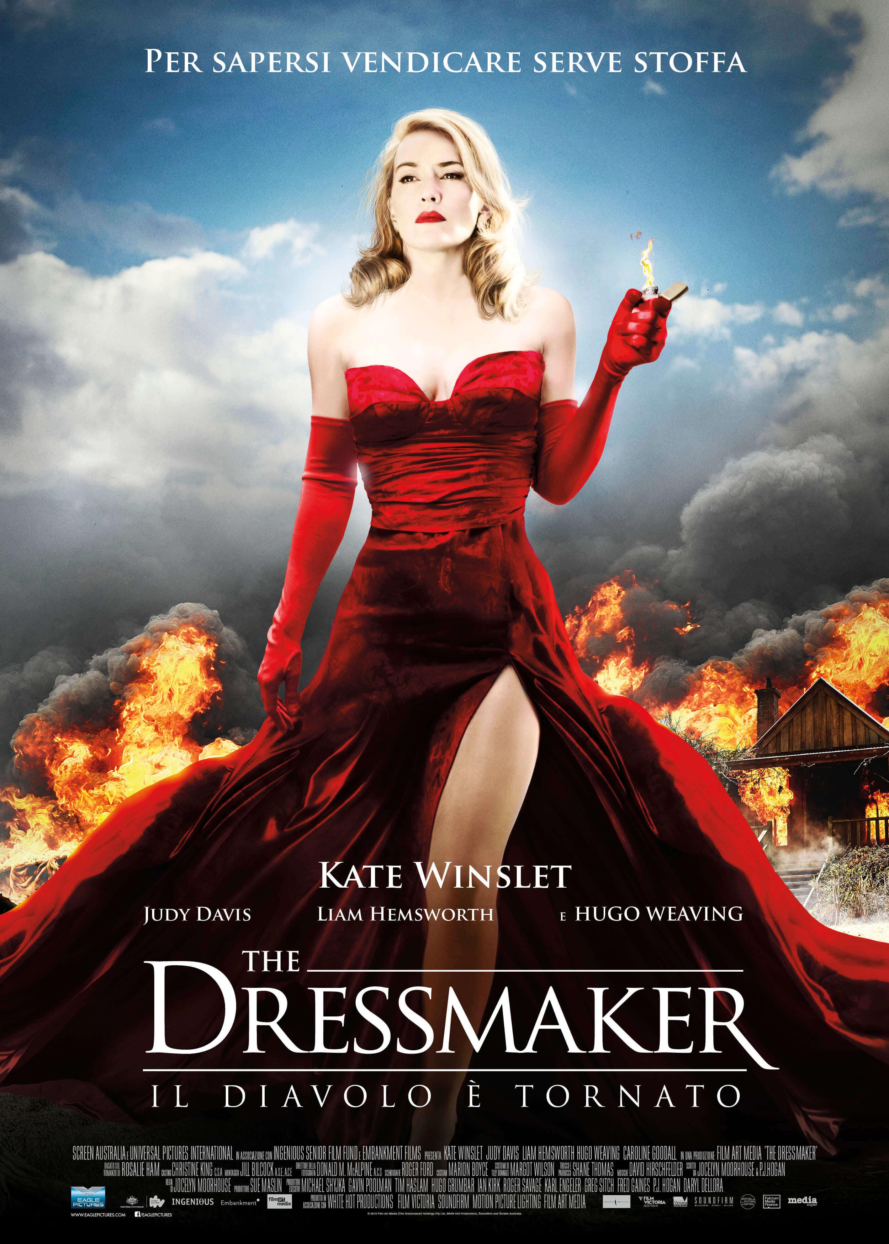 the_dressmaker_kate_winslet_locandina