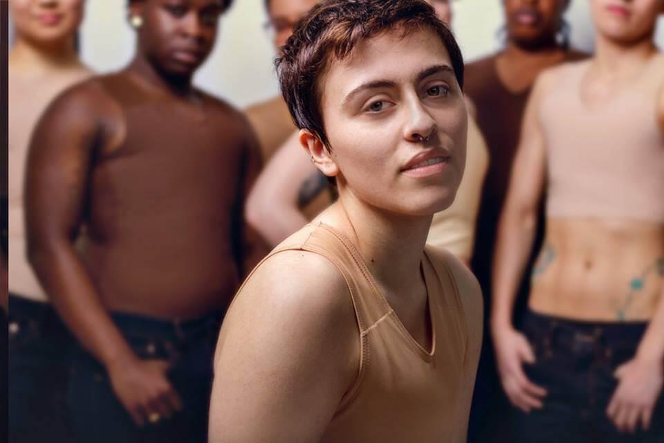peloso ragazze nere