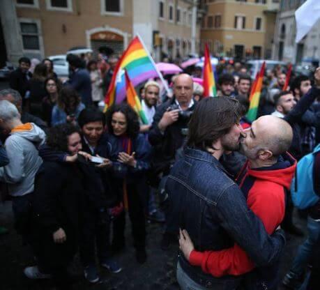 unioni_civili_sit_in_montecitorio