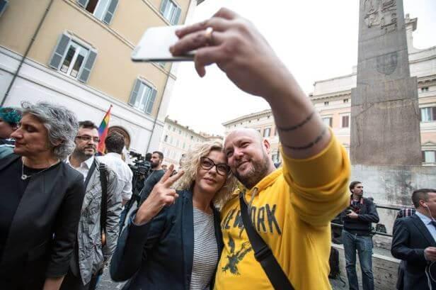 unioni_civili_sit_in_montecitorio_eva_grimaldi