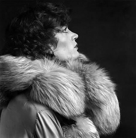 1980, Self Portrait, 1980