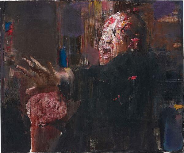 2009Adrian Ghenie Untitled, 2009.