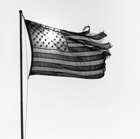 American Flag, 1977