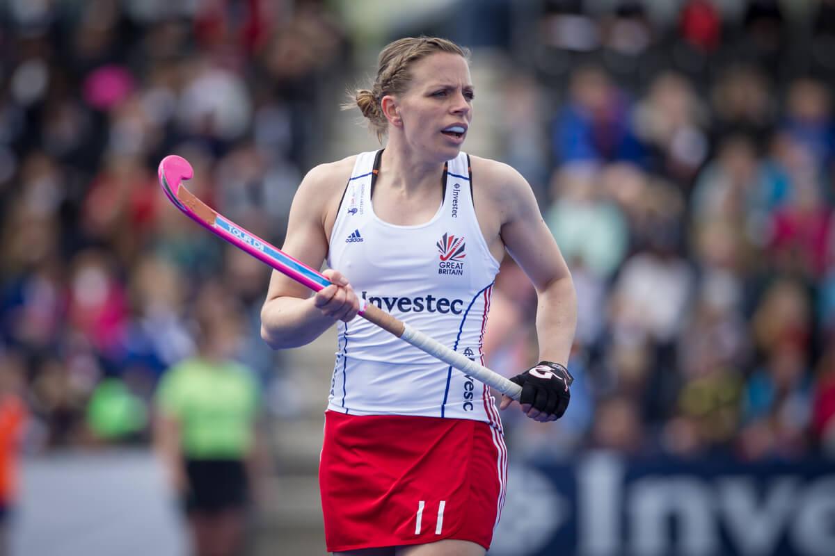 GB's Kate Richardson-Walsh