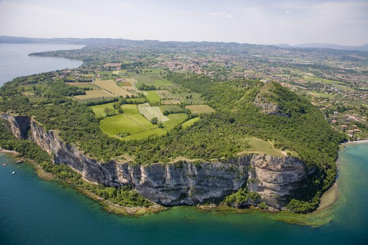 Rocca di Manerba.