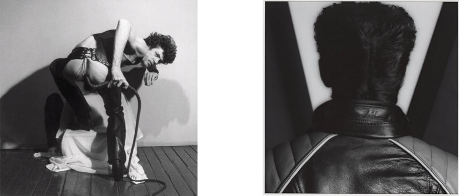 Self-Portrait-with-Whip-1978-Robert-Mapplethorpe-'Self-Portrait',-1981