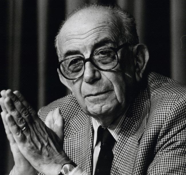 Carlo Donat Cattin, ministro della Sanità dall'86 all'89.