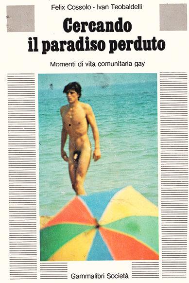"""La copertina di """"Cercando il Paradiso Perduto""""."""