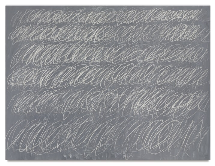 Cy Twombly, Untitled (New York City), (1968)