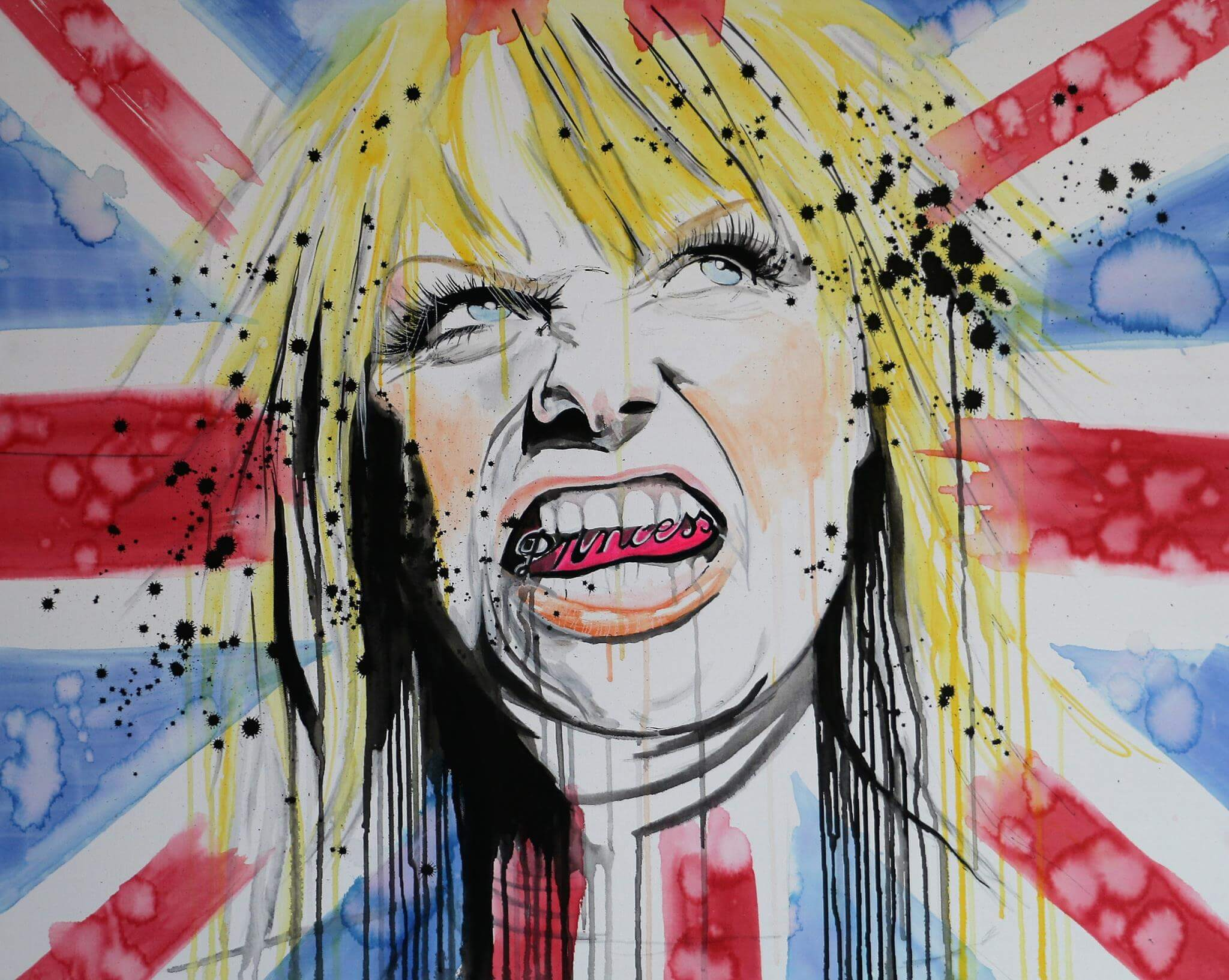 Wannabe – A Spice Girls art exhibition: la gallery