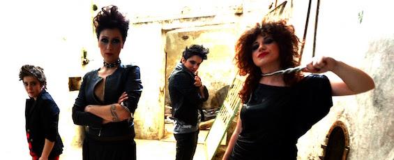 Le-Rivoltelle-band-femminista-sud-italia