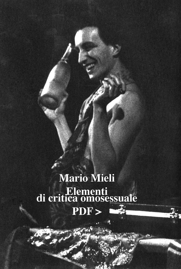 Mario Mieli gay.it