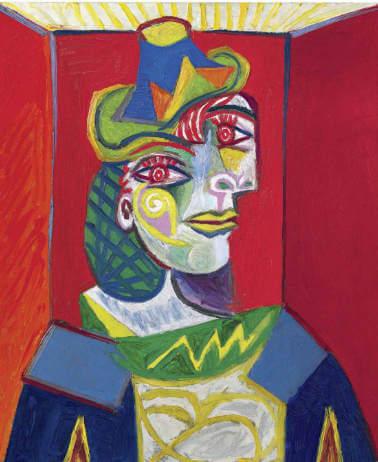 Pablo-Picasso-Buste-de-femme-1938