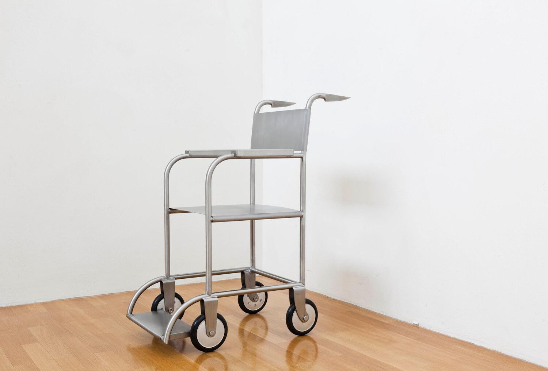 'Untitled (Wheelchair)', 1998