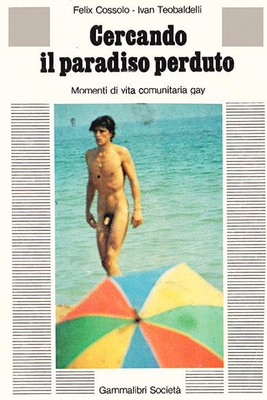"""Cover di """"Cercando il Paradiso Perduto""""."""
