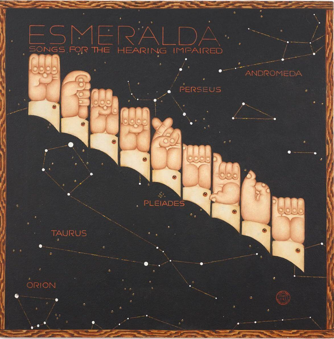 Esmeralda (Songs for the hearing impaired), 1982