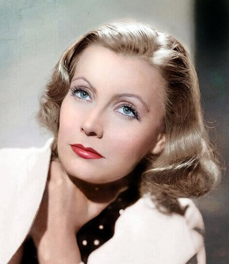Greta Garbo;