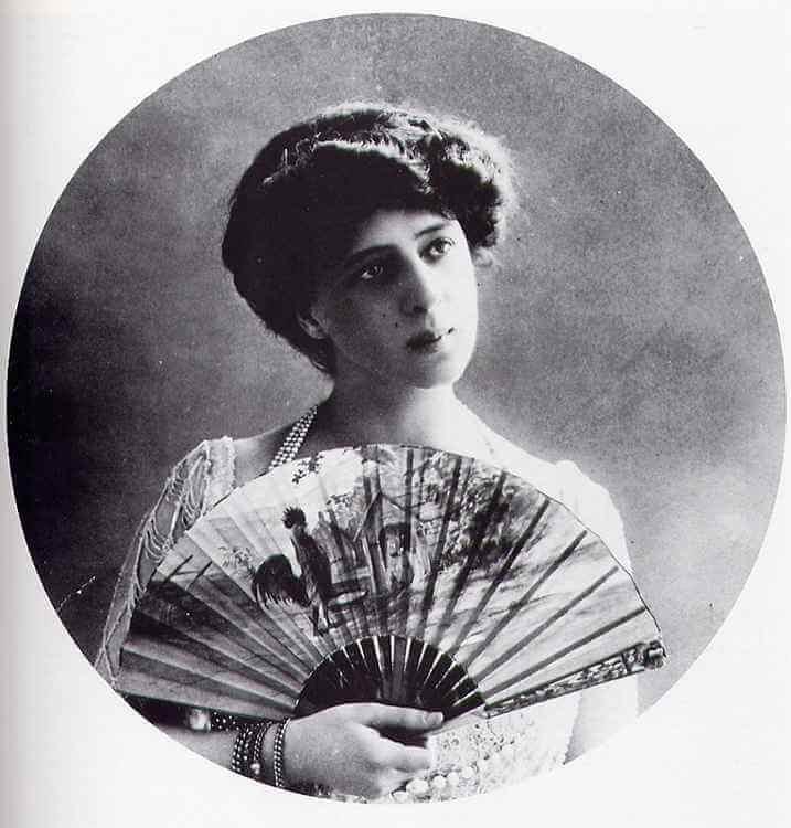 DONNA FLORIO (1873-1950)