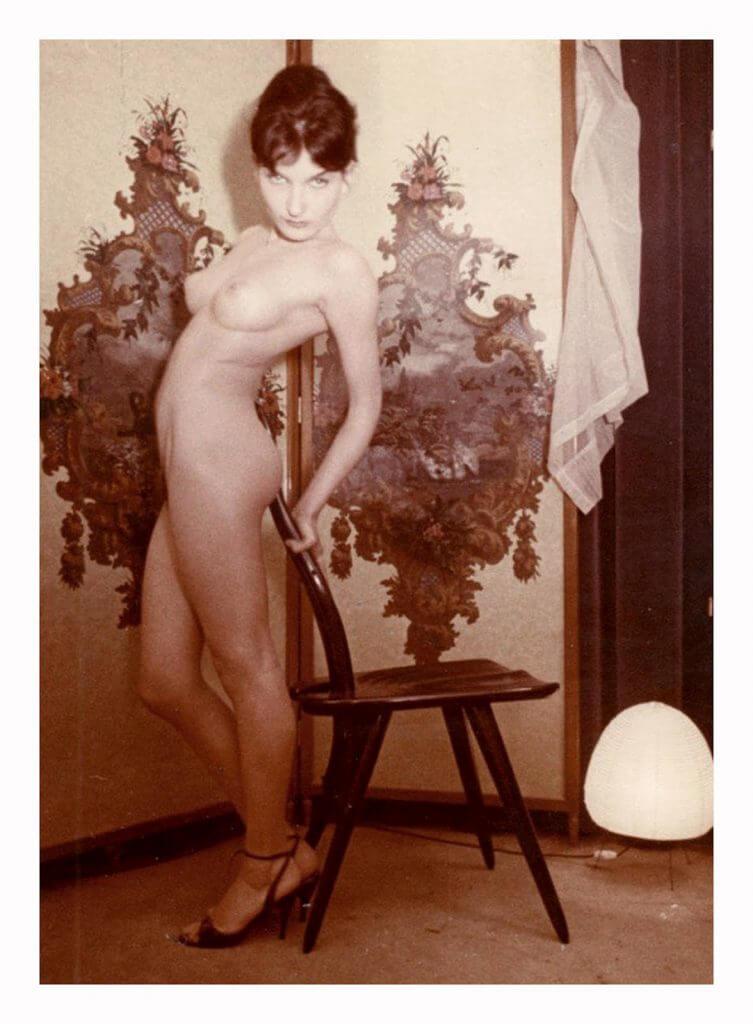 Muse in formato polaroid: i nudi femminili di Carlo Mollino