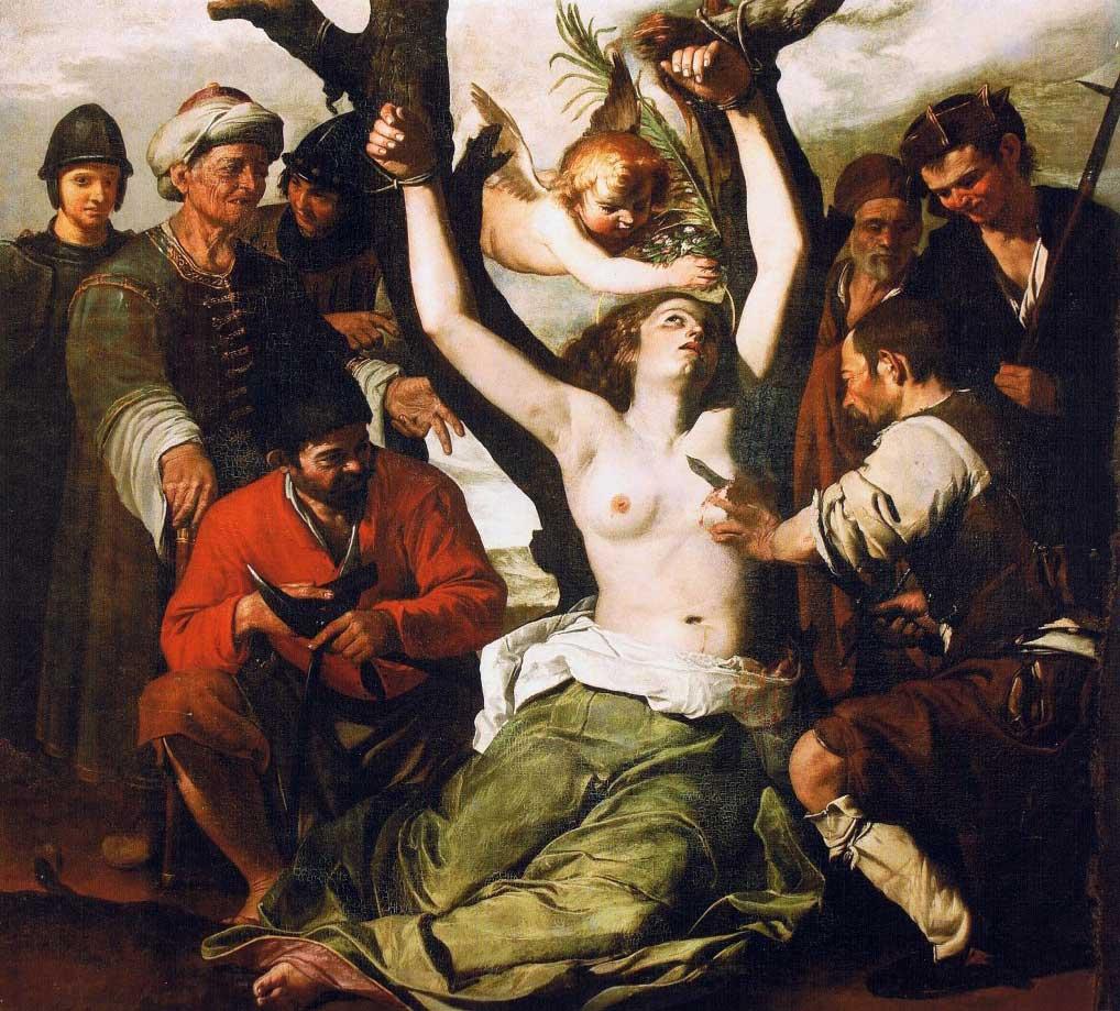 francesco-guarino-martirio-di-santagata-con-il-taglio-dei-seni-1637-1640-ca-santagata-irpina-chiesa-di-santagata