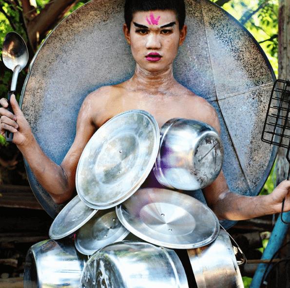 Questo designer thailandese 17enne ha conquistato il mondo con le sue incredibili creazioni