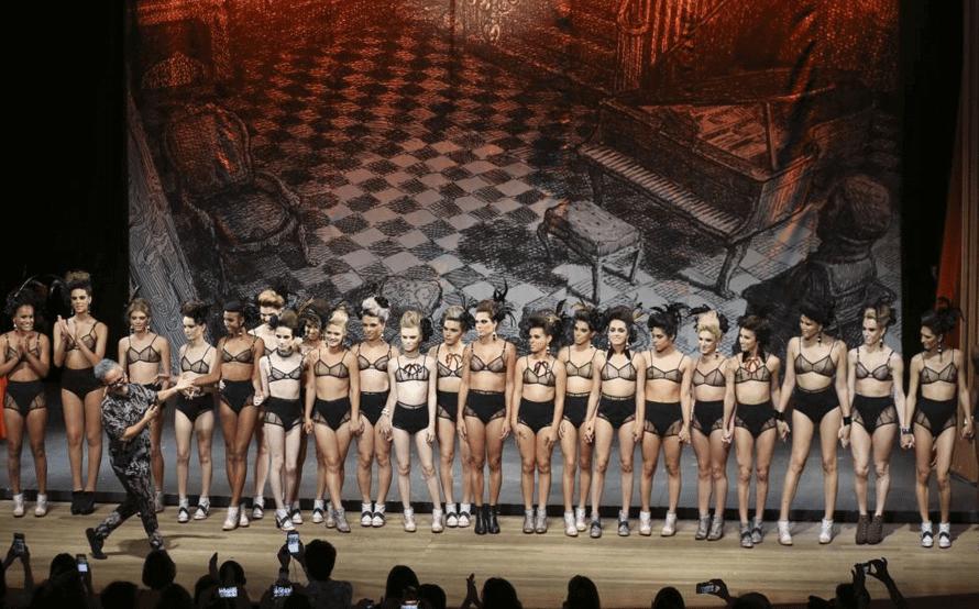 Solo trans in passerella: è successo alla Fashion Week brasiliana di San Paolo