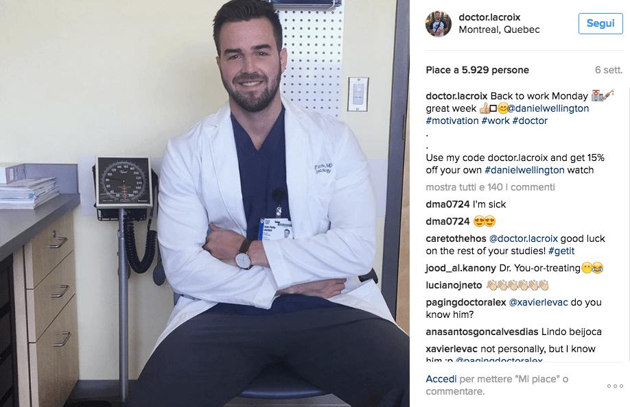 Ecco i dieci dottori più sexy di Instagram: ti faranno venire voglia di ammalarti!
