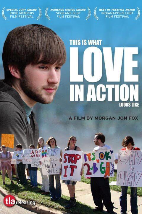 """""""This is what Love In Action looks like"""", documentario del 2011 del regista statunitense Morgan John Fox, che ricostruisce la vicenda di Zach Stark. Nel giugno del 2005 l'allora sedicenne Stark, originario del Tennessee, dopo aver fatto coming out coi propri genitori, venne inviato dagli stessi presso un gruppo gestito dall'organizzazione Love In Action, che si propugnava di """"curare dall'omosessualità"""" i propri membri. Dopo che il ragazzo iniziò a postare sul proprio profilo MySpace stralci della propria esperienza all'interno del gruppo, scoppiò uno scandalo sui metodi adottati dall'associazione."""