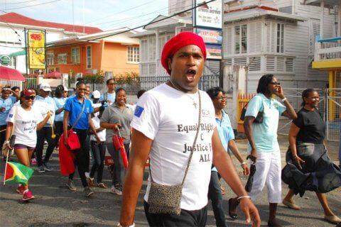 Guyana sesso video