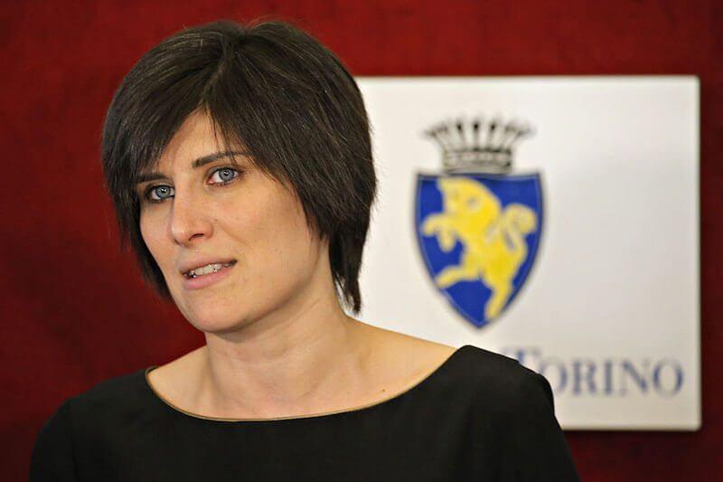 Torino sindaca Chiara Appendino