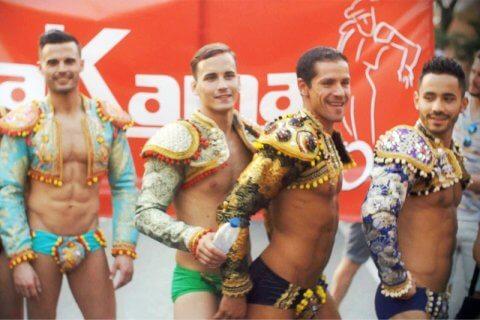 gay sesso Madrid