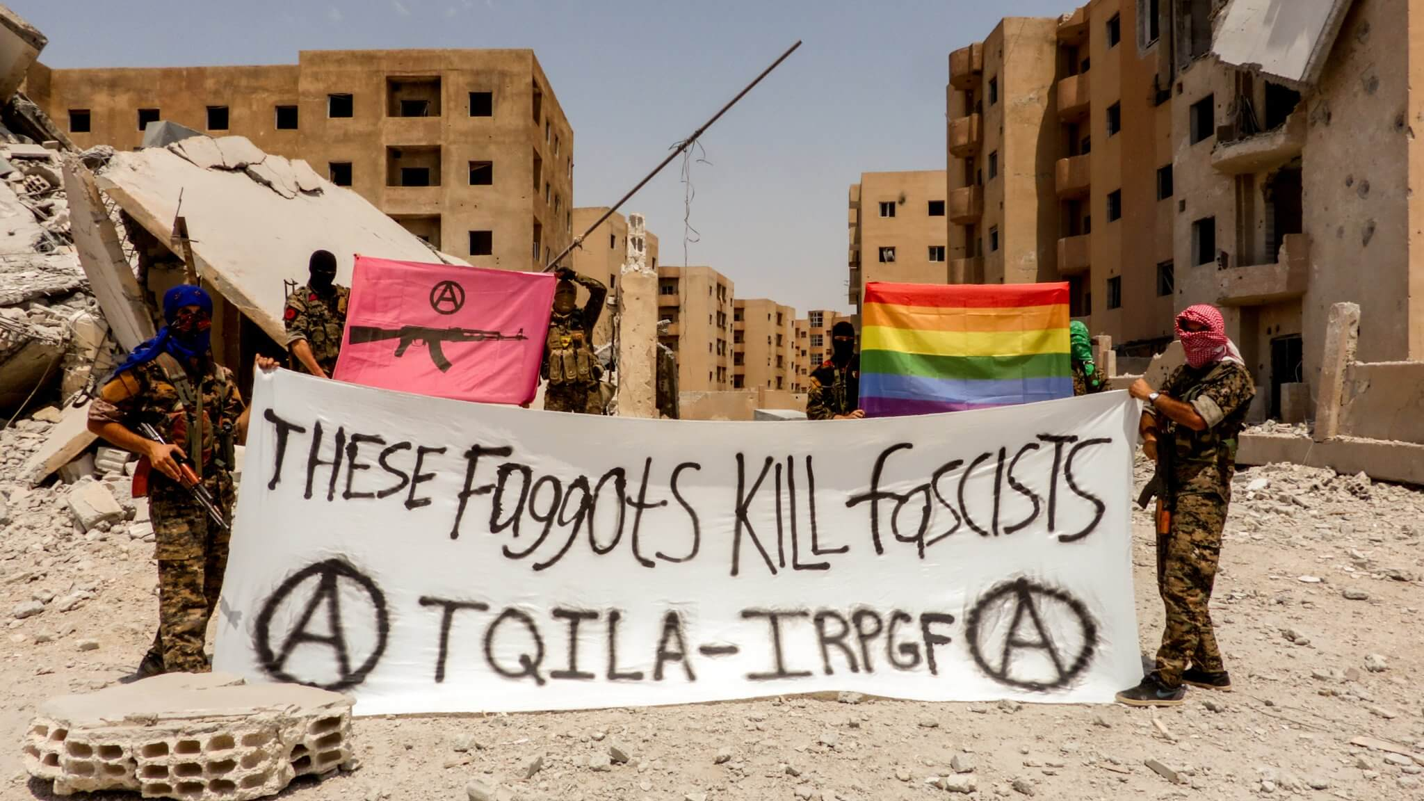 gay_anti_isis_faggots_kill_fascist