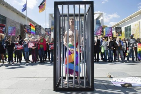 persecuzioni gay cecenia