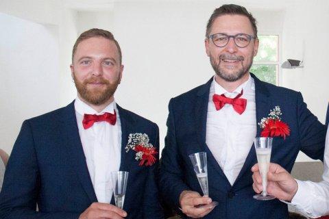Im un uomo sposato sesso gay