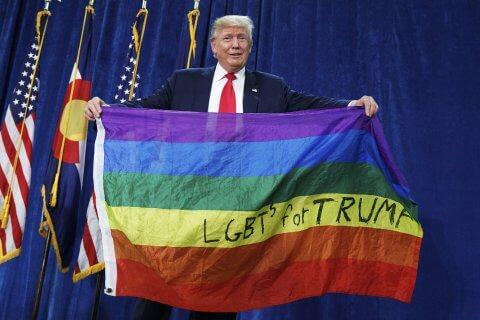 donald trump sui matrimoni gay