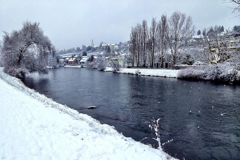 Zurigo inverno