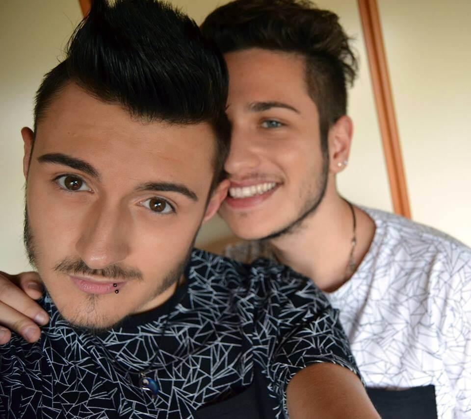 Luca e Alex