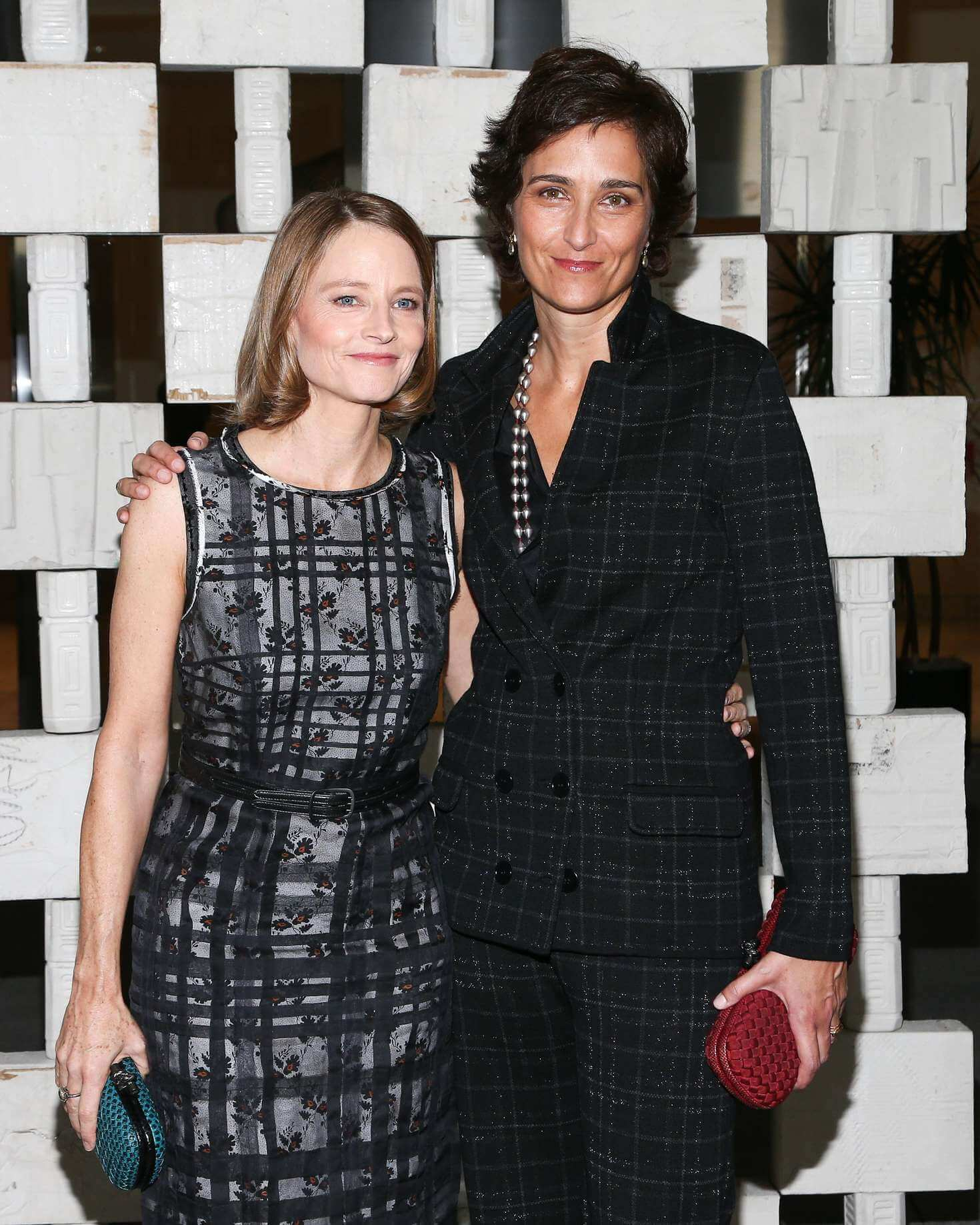 Jodie Foster e Alexandra Hedison