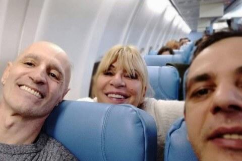 Gay aereo sesso
